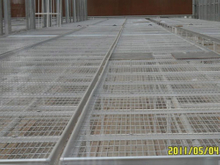 Welded Mesh Panel--Hot-Dip Galvanized After Welded